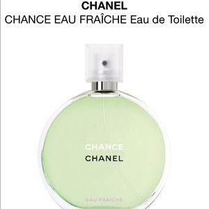 Chanel chance eau Fraiche edt 3.4oz